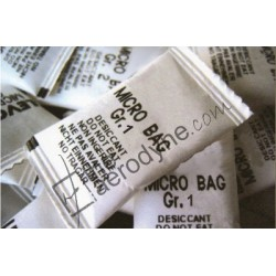 Micro Bags silica gel 2 g