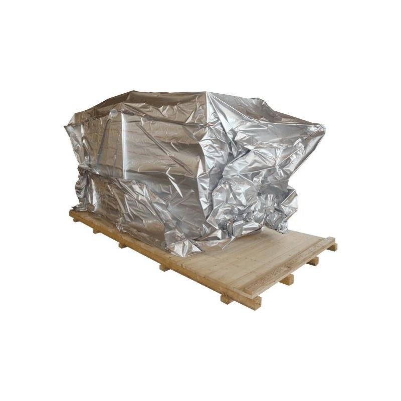 Aluminium barrier film