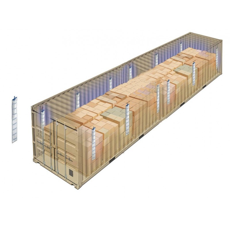 Disidry Gel - sacchetti disidratanti per container da 40 ft