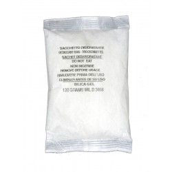 Silica gel desiccant bags 120 g - Non-woven