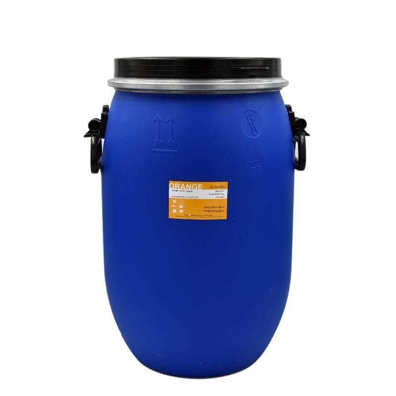 Orange indicating silica gel - bulk - sealed