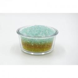 Orange silica gel in sfere - parzialmente attivo