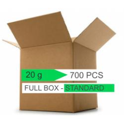 Bustine 20 g silica gel STANDARD - confezione 700 pezzi