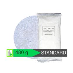 Sacchetto 480 g silica gel STANDARD