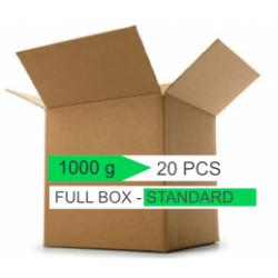 sacchetti 1000 g. silica gel STANDARD - confezione da 20 pezzi